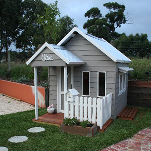 Spenser Cubby House Cubby Central - Cubby house
