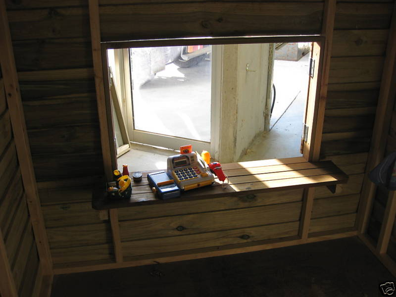 Side Servery Window Cubby Central