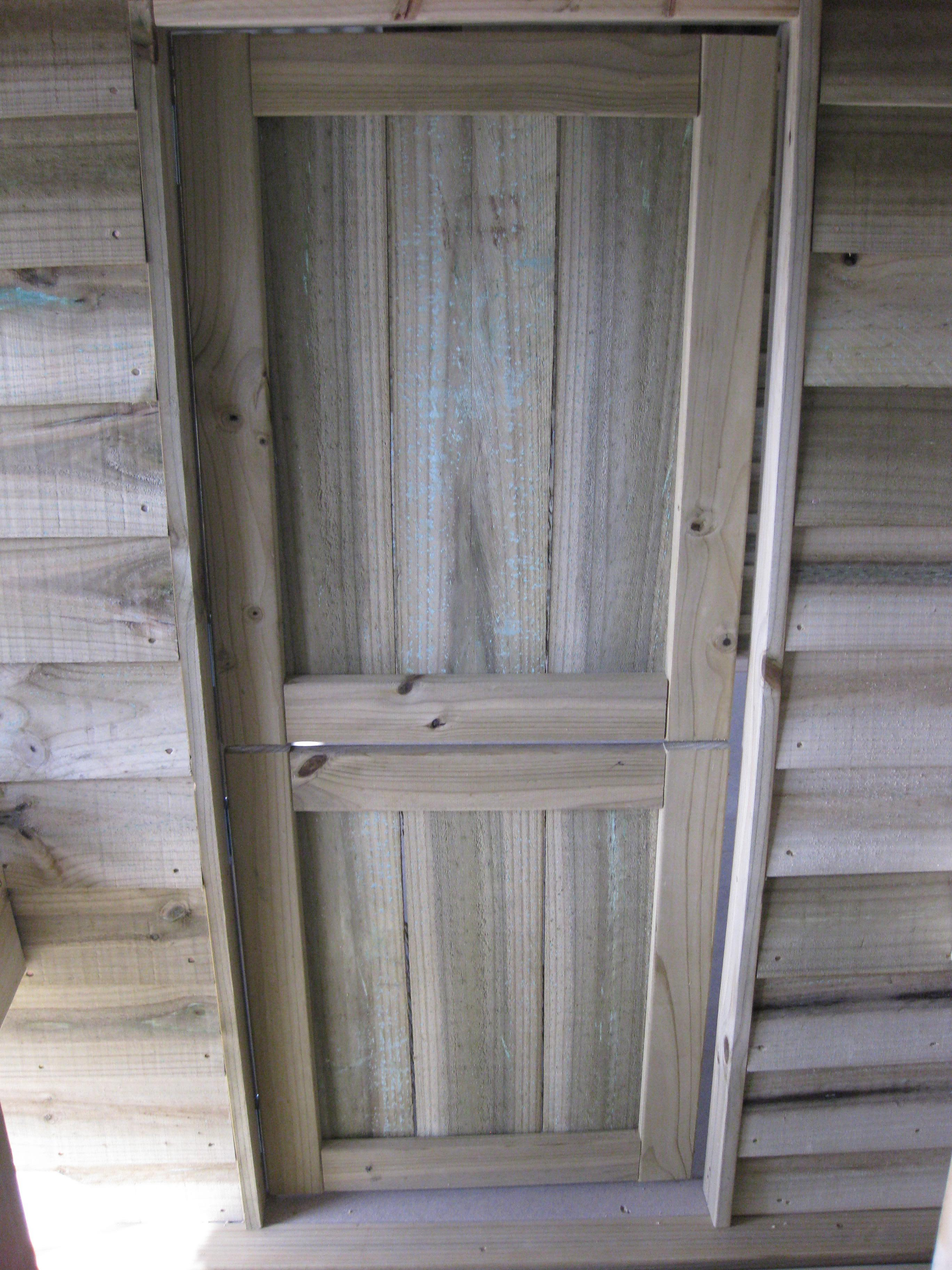 Barn Style Doors Cubby Central