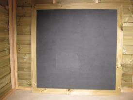 Internal Framed Blackboard