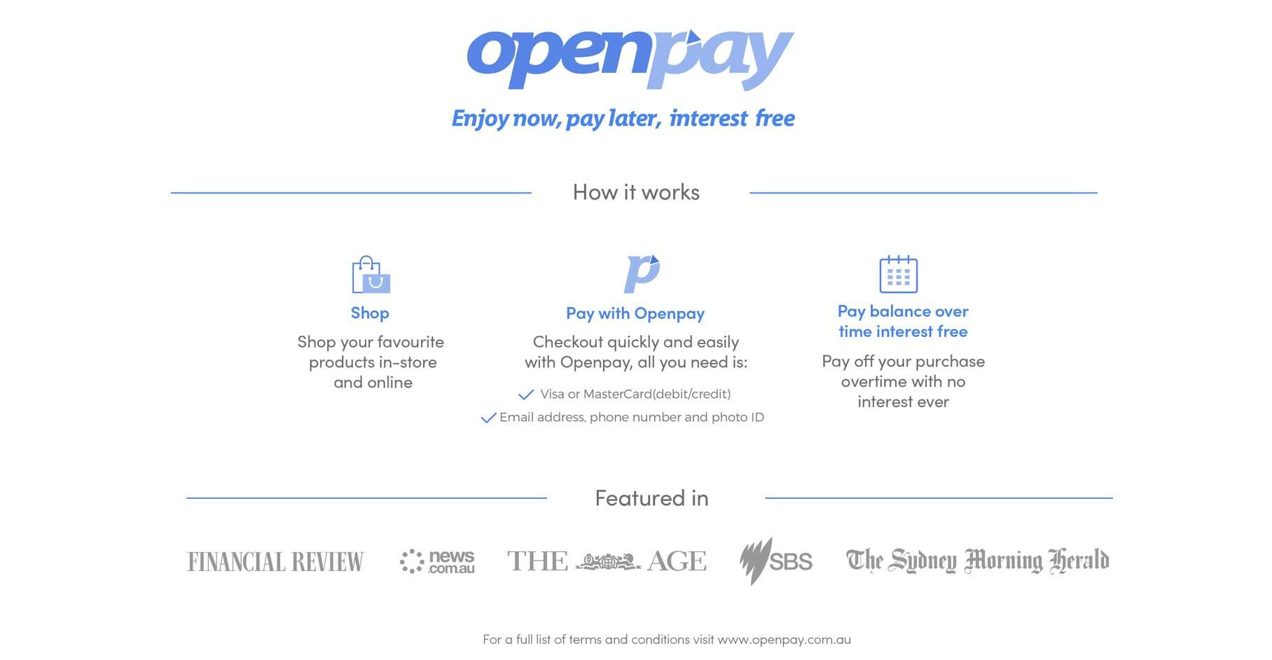 Openpay-page
