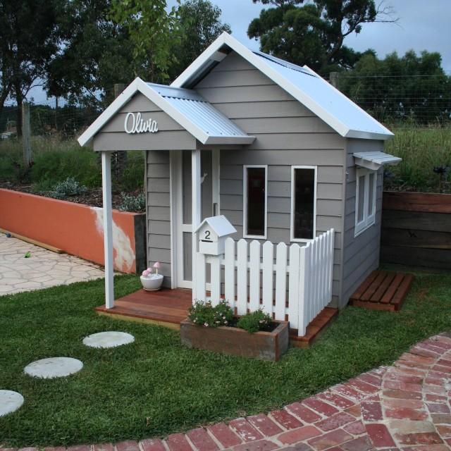 Spenser Cubby House